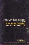 Pickett - How To Use The N16 Electrolog Slide Rule